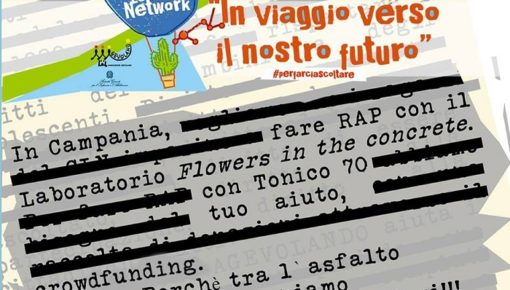 "Care Leavers Network: il rap dà voce ai ""fiori d'asfalto"""