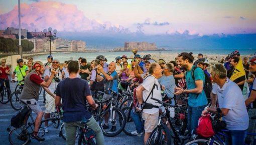 Napoli Bike Festival 2017: perché chi sogna pedala!