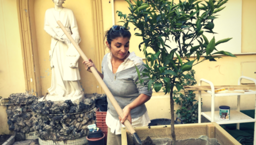 """Torno a Napoli per far germogliare la mia """"terra"""". Il sogno di Stefania"""