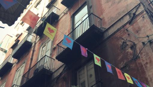 Il cuore della città è degli under 30: #cuoredinapoli fa battere all'unisono la città